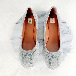 JOY by Ellen Degeneres Slip On Comfy Flats